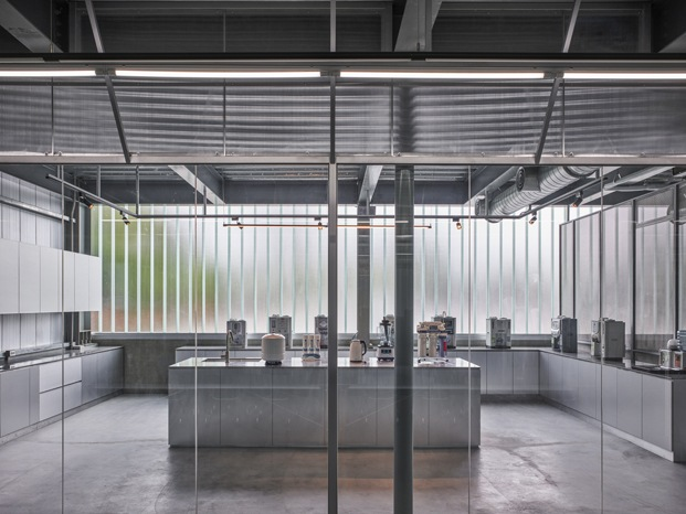laboratorio fábrica de agua taiwan diariodesign