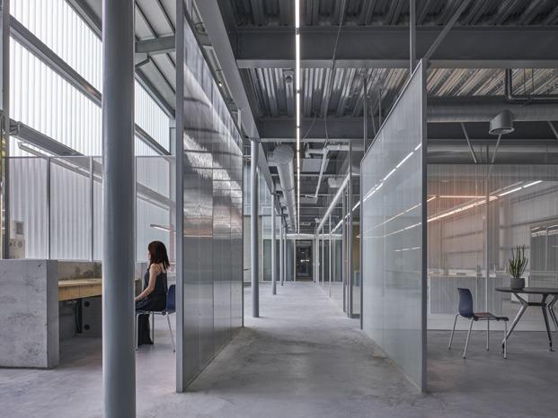 espacio industrial fábrica de agua taiwan diariodesign