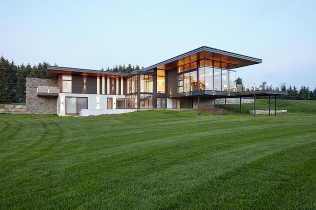 stouffville residence toronto arquitectura y cristal diariodesign