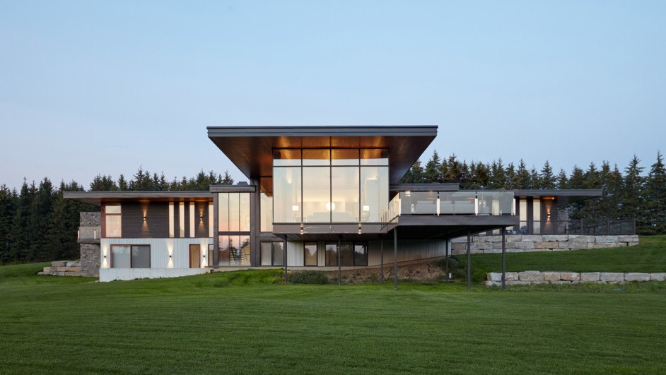 stouffville residence en toronto fachada diariodesign