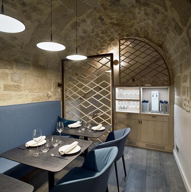 bodega restaurante en París yoshinori diariodesign