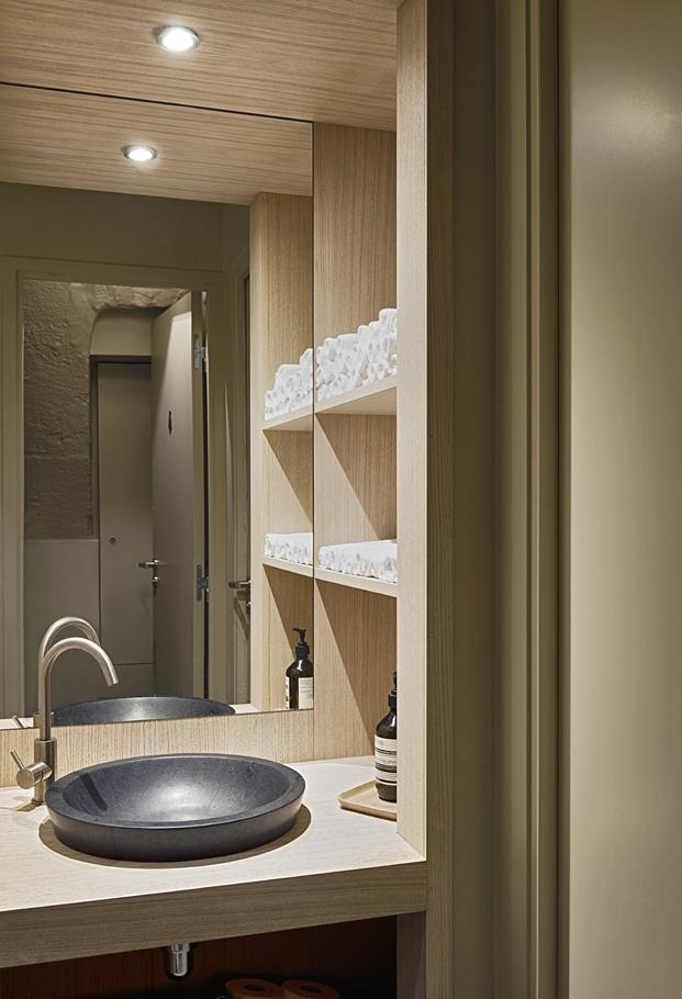lavabo restaurante en París yoshinori diariodesign