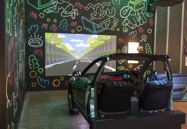 bush bash videojuegos va museum diariodesign