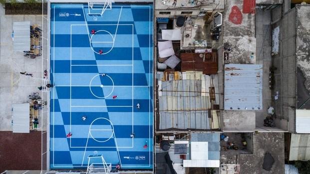 campo deportivo del manchester city en méxico