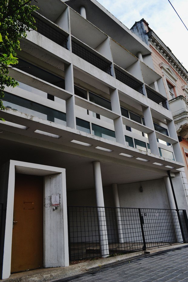 casa curutchet de le corbusier arquitectura de cine diariodesign
