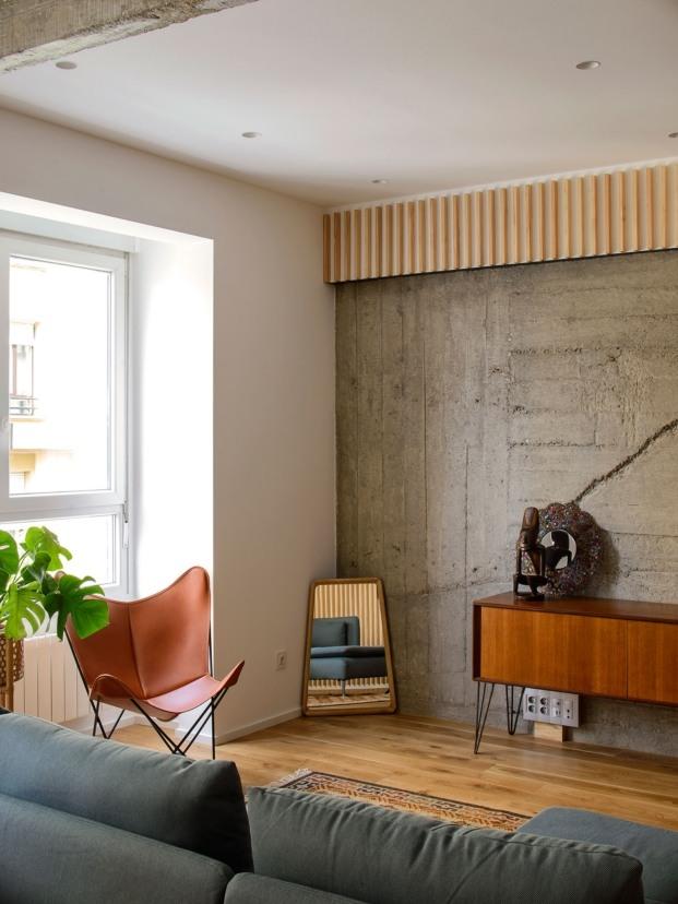 casa lb05 garmendia cordero arquitectos diariodesign zona de estar