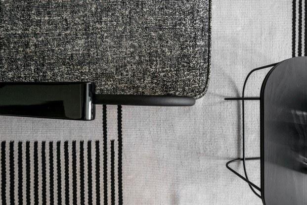 detalles negro decoración diseño europeo estilo bauhaus loft varsovia