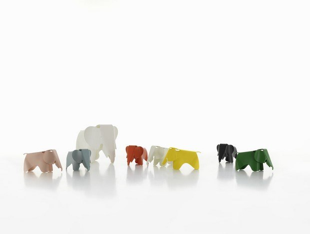 eames elephant diseño animal diariodesign