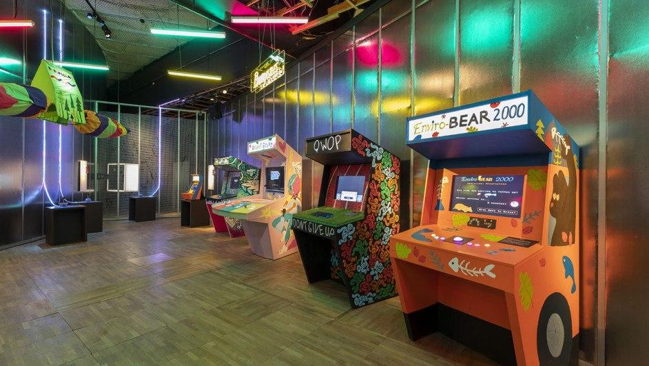 exposición videojuegos Victoria & Albert Museum diariodesign