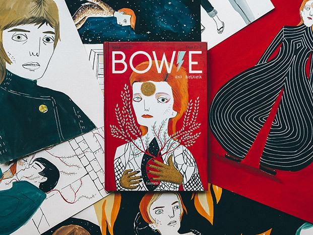 David Bowie libro María Hesse diariodesign