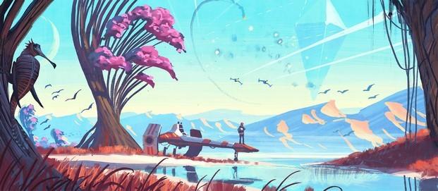no man's sky videojuegos en va museum diariodesign