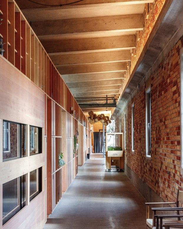 pasillos noma restaurante top diariodesign
