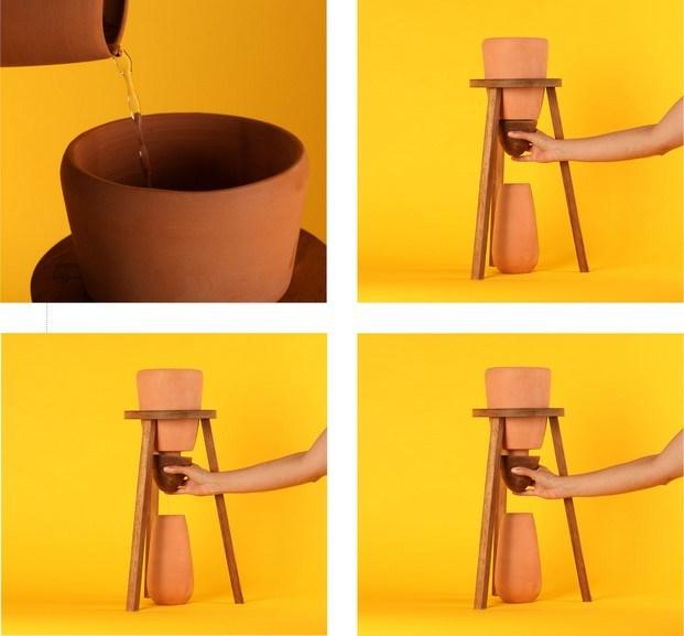 stalactite proyecto de diseño sostenible máster ied barcelona diariodesign