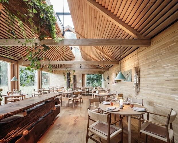 restaurante top noma sillas arv diariodesign