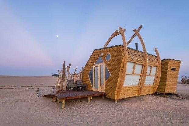 glamping shipwreck lodge en el desierto de namibia diariodesign