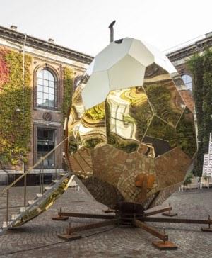 solar egg sauna diariodesign