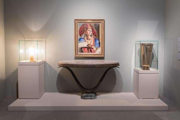 tamara de lempicka reina del art deco placio de gaviria diariodesign exposicion