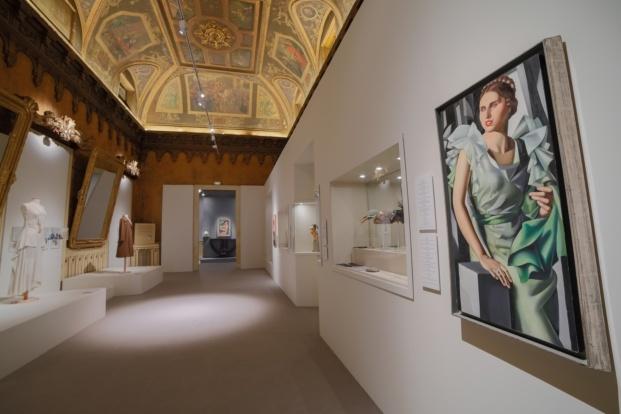 tamara de lempicka reina del art deco placio de gaviria diariodesign moda