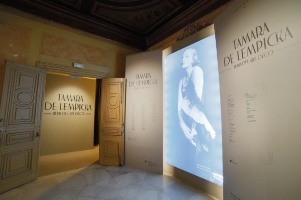 tamara de lempicka reina del art deco placio de gaviria diariodesign