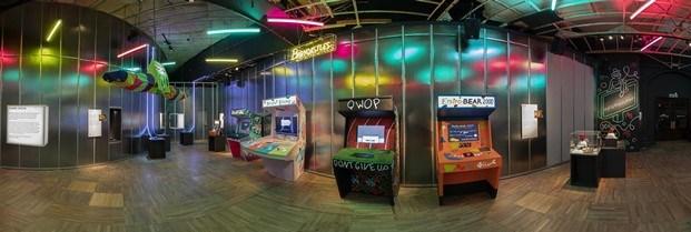 videojuegos arcade exposición victoria & albert museum diariodesign
