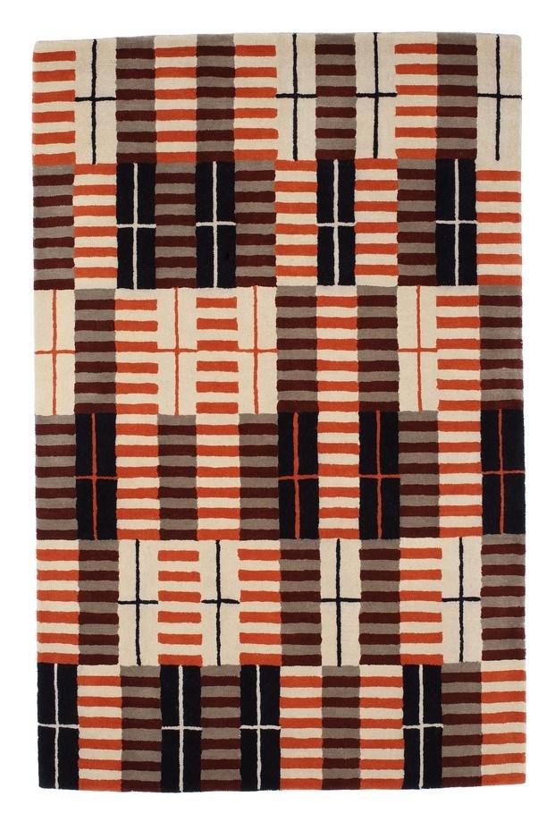 alfombra anni albers tate modern londres