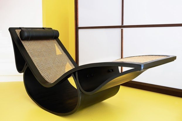 chaise longue oscar niemeyer diariodesign