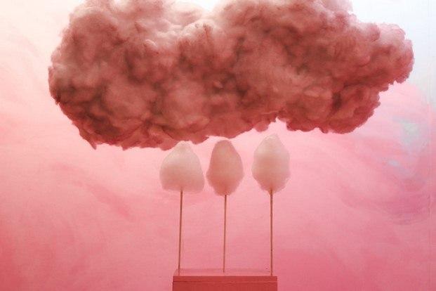 cotton candy algodón de azúcar colorama barcelona diariodesign
