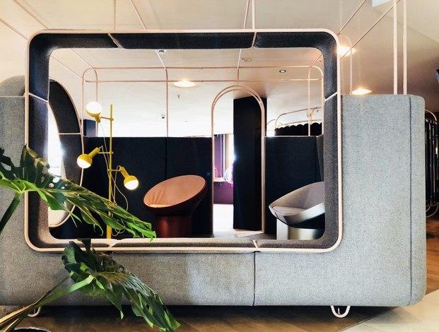 cowork box studio aisslinger orgatec 2018 diariodesign