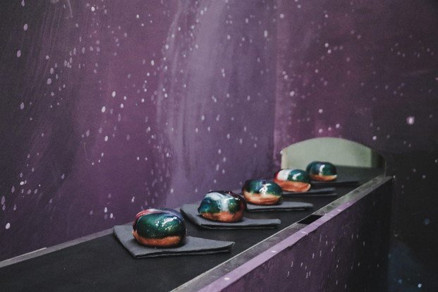 galaxy donuts colorama barcelona diariodesign