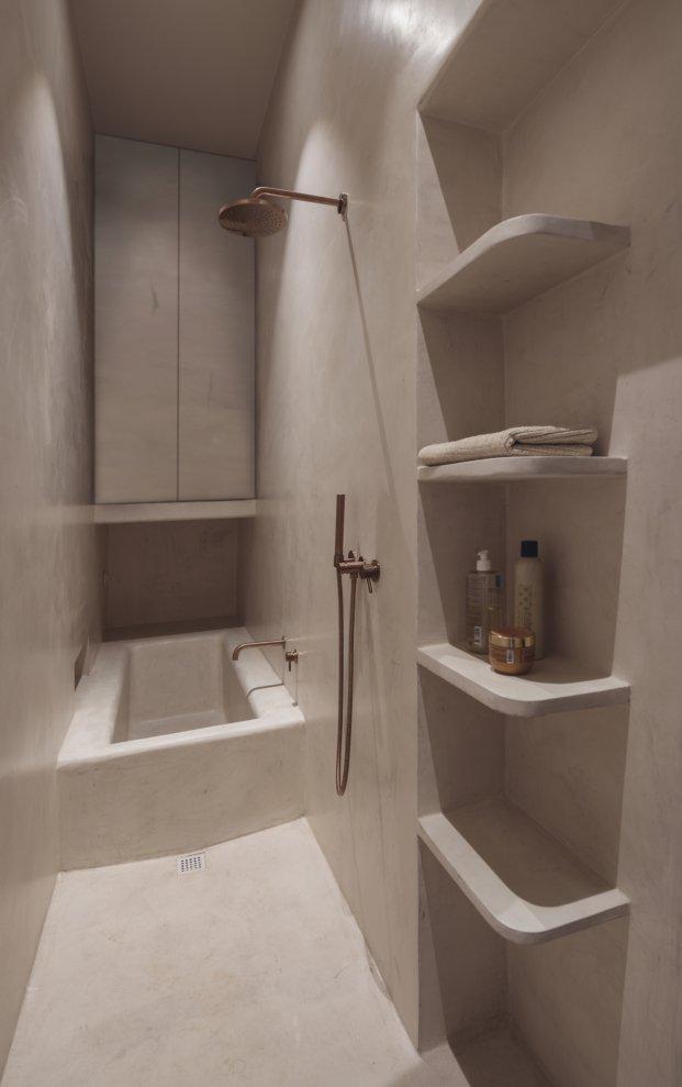 ideo arquitectura reforma palacio diariodesign bano spa
