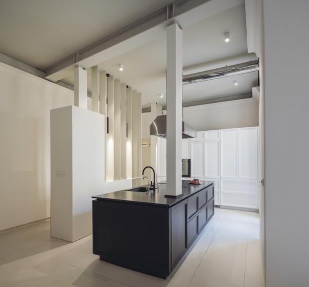 ideo arquitectura reforma palacio diariodesign cocina