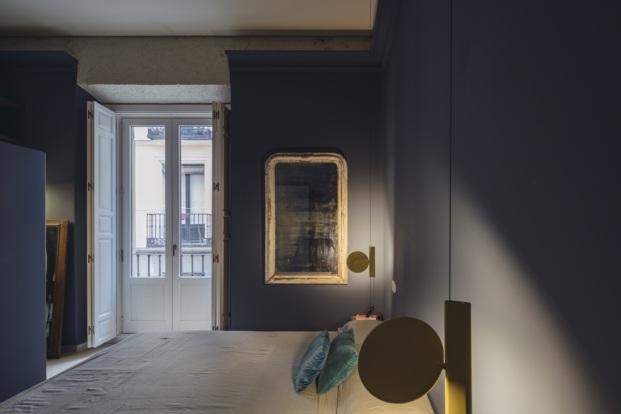 ideo arquitectura reforma palacio diariodesign dormitorio