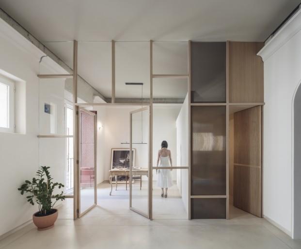 ideo arquitectura reforma palacio diariodesign zona de estudio