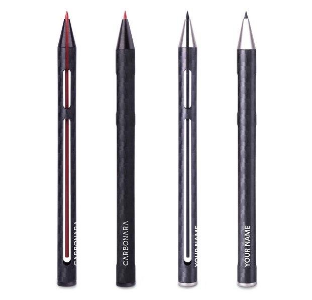 lápiz carbonara acabados diariodesign