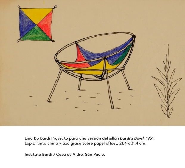 lina bo bardi fundacion juan march diariodesign silla