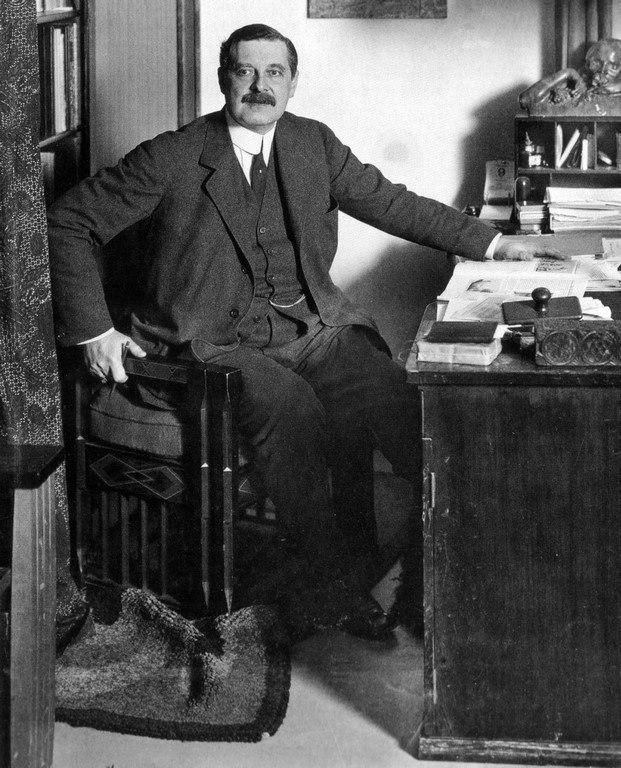 Peter Behrens 1913 diariodesign