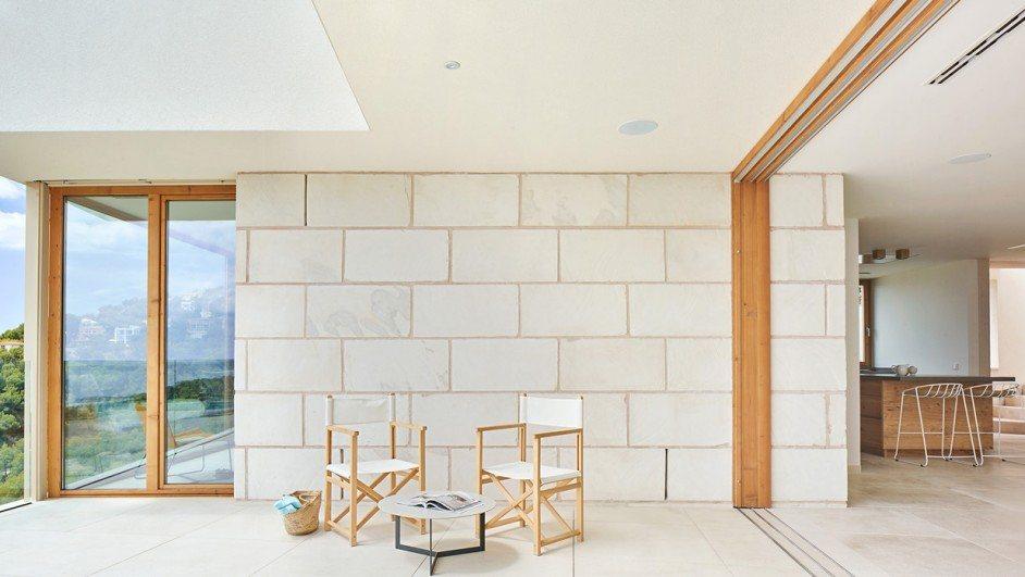 casa en mallorca miel arquitectos diariodesign