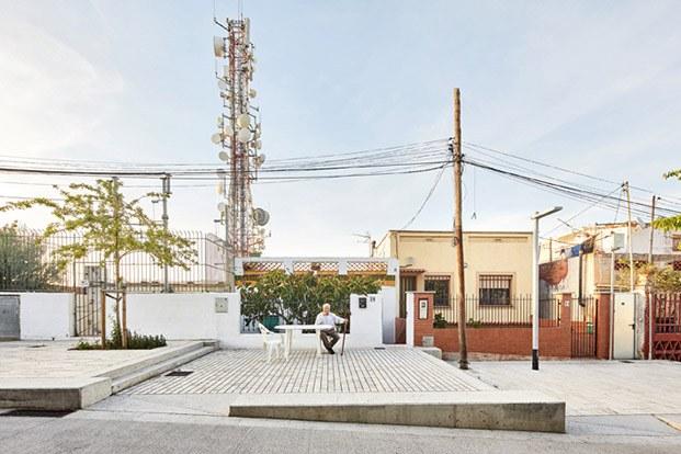 calle plaza bosch capdeferro premio simon de arquitectura diariodesign