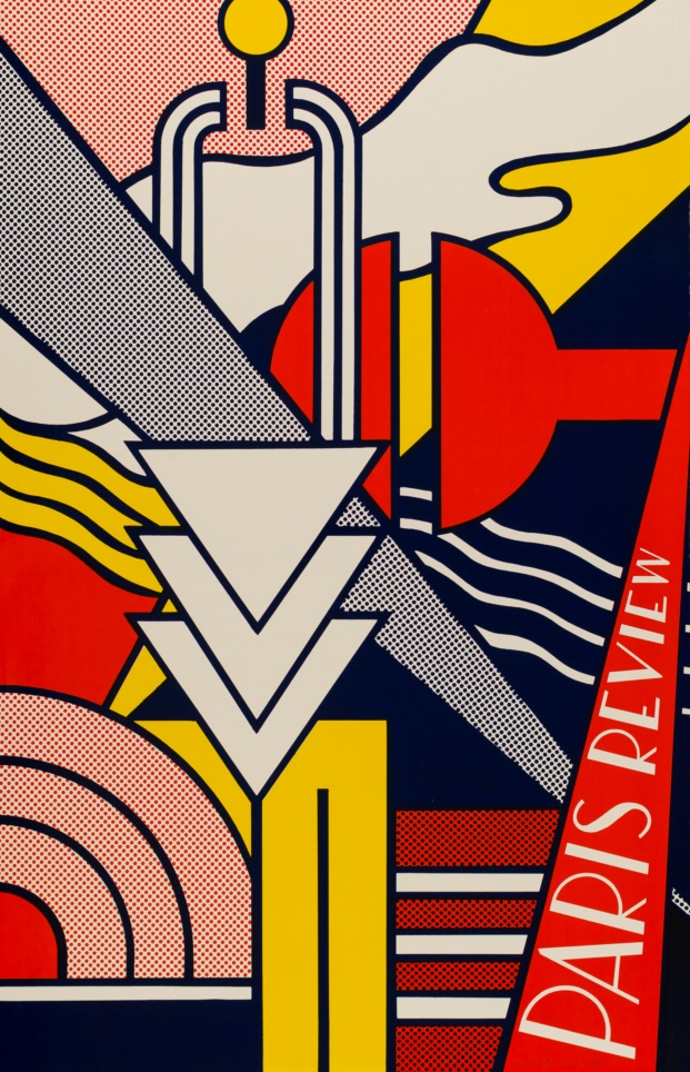 fundacion canal roy lichtenstein diariodesign paris review 1966
