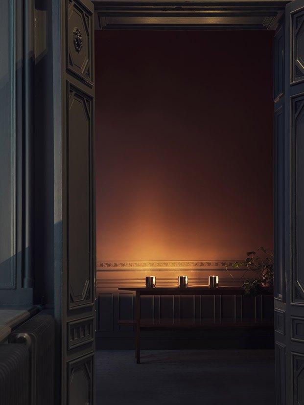 holocene 2 de david chipperfield en un palacio de Estocolmo diariodesign