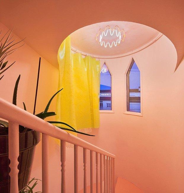 interior real estate boom house premio simon de arquitectura lugares personales diariodesign