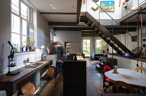 mención especial premio simon de arquitectura para alejandro campos diariodesign