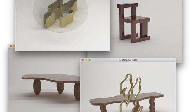 nazara lázaro mujer objeto experimentación 3D diariodesign