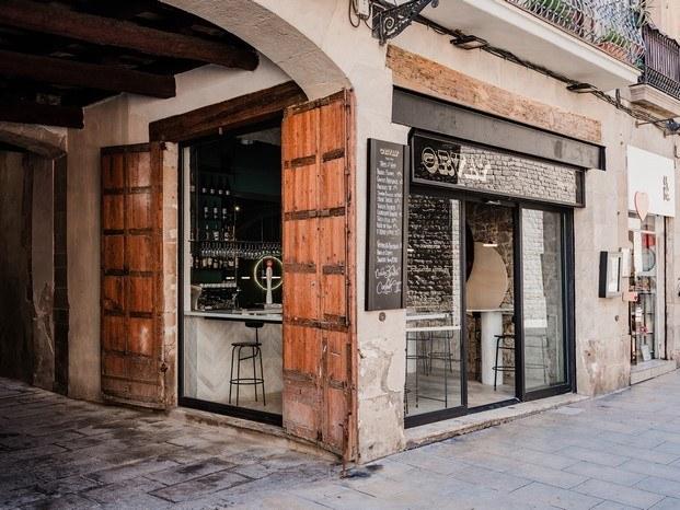 orvay bar en el born fachada diariodesign