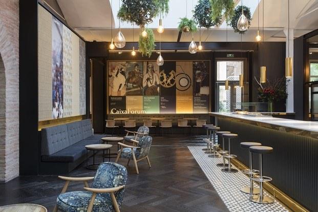 restaurantes de museos caixaforum turull sorensen diariodesign
