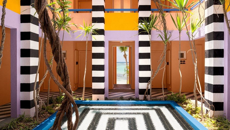 hotel tropical salt of palmar camille walala diariodesign