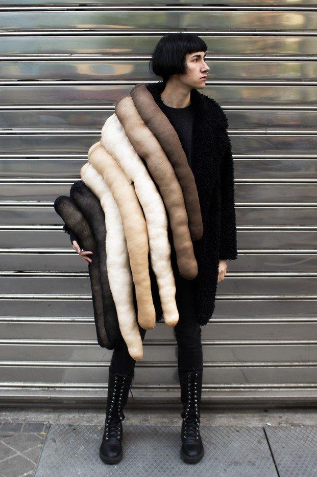 skin exercises de Carlota Rodríguez diseño femenino diariodesign