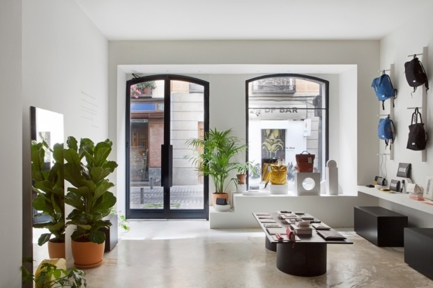 walk with me flagshipstore diariodesign calle leon 30