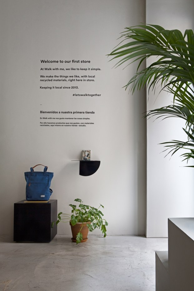 walk with me flagshipstore diariodesign sostenibilidad