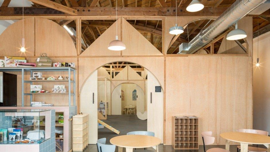 espacio para niños big and tiny zooco estudio